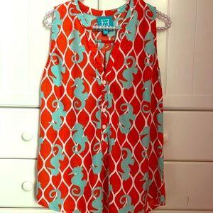 Escapada blouse